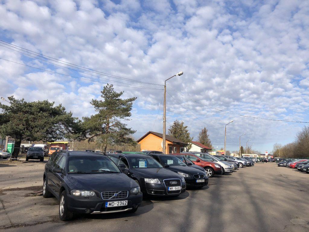 Autoplacis Rīgā. Auto līzingā pie AUTO CAPITAL