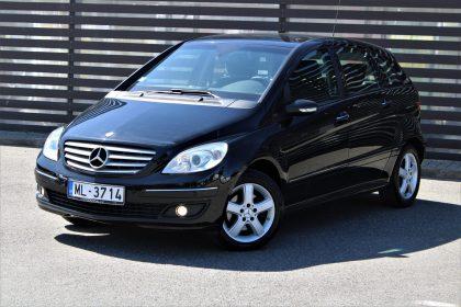 Lietoti Mercedes B200