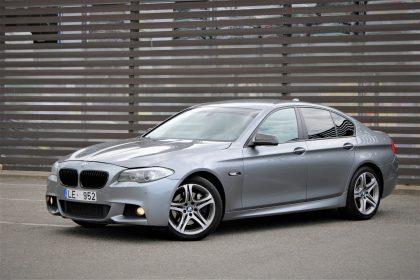 lietoti auto BMW 530