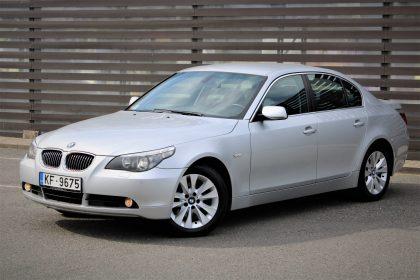 lieti auto BMW 530